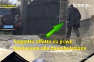 """Palermo, truffa all'Inps: """"Finti ciechi e disabili sorpresi a guidare e ballare"""". Due arresti"""