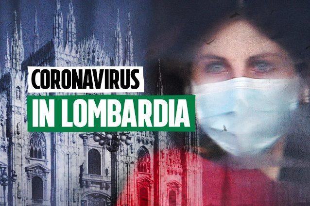 Coronavirus in Lombardia: