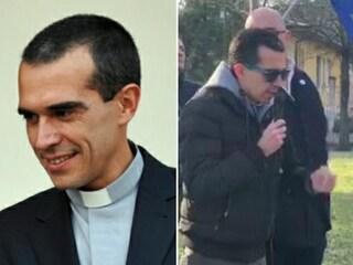 Alessandria, ex sacerdote e missionario diventa referente di Forza Nuova