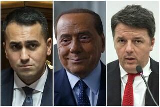 Sondaggi politici, crolla fiducia degli italiani in Di Maio: peggio di lui solo Berlusconi e Renzi