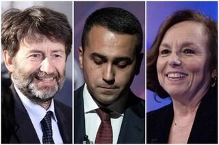 Sondaggi, la fiducia degli italiani nei ministri: in testa Franceschini e Lamorgese, crolla Di Maio