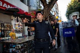 Turchia, ondata di arresti per il fallito golpe del 2016: emessi 766 mandati di cattura