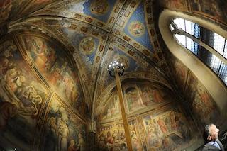 Museo della lingua italiana a Santa Maria Novella, dove Dante immaginò la Divina Commedia