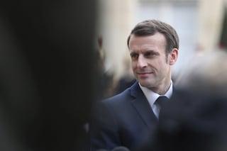 "Disarmo, Francia riduce l'arsenale nucleare a 300 testate. Macron: ""Ci vuole un'azione europea"""