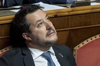 Salvini indagato per 35 voli di Stato: giudici chiedono documenti a Polizia e Vigili del Fuoco
