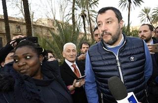 Salvini contestato a Palermo: il leader della Lega annulla il comizio a Ballarò