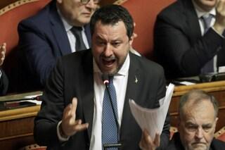 """Open Arms, stavolta Salvini non vuole farsi processare: """"Non rispondo di una nave spagnola"""""""