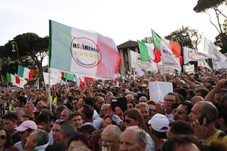 """M5s in piazza per difendere taglio vitalizi: """"Manifestazione pacifica contro ritorno privilegio"""""""