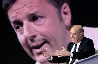"""Zingaretti contro Renzi: """"Far cadere il governo sarebbe un grave errore politico"""""""