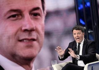 Sondaggi, nello scontro Renzi-Conte gli italiani danno ragione al presidente del Consiglio