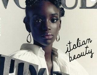 """Consigliere Lega contro modella di origine senegalese: """"Se non è bianca non è italiana"""""""