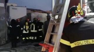 Casa in fiamme a Messina: morte due sorelle di 90 e 97 anni, 83enne riesce a salvarsi