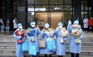 Il Coronavirus si può curare, il tasso di guarigione in Cina ha superato il 10%