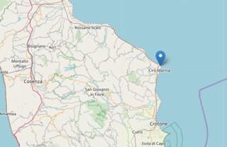 Trema ancora la Calabria, terremoto a Cirò Marina: scossa di 3.2 in provincia di Crotone