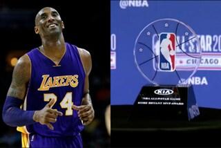 NBA All-Star Game, il premio di MVP sarà intitolato a Kobe Bryant