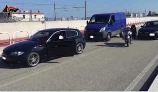 Bari, rapper e neomelodico fingono assalto a portavalori per un videoclip: bloccati dai carabinieri