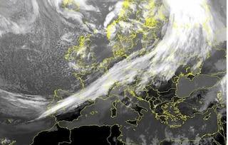 Previsioni meteo 18 febbraio, in arrivo anche in Italia il ciclone Dennis