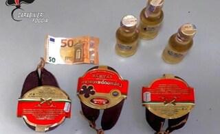 """Foggia. """"Vi regalo salsicce e liquori e non mi mettete la multa di 180 euro"""": arrestato"""