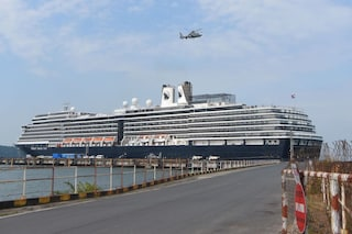 Coronavirus, passeggero della nave Westerdam in quarantena volontaria a Sanremo