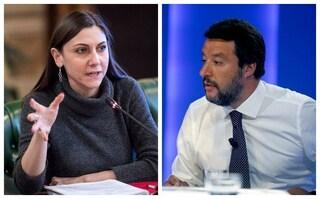"""Gregoretti, Salvini se la prende con il Pd. Ascani: """"I tuoi hanno votato l'ok al processo, paura?"""""""