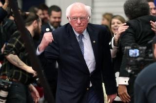 """New Hampshire, Bernie Sanders vince le primarie democratiche: """"È l'inizio della fine per Trump"""""""