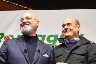 Sondaggi politici, boom del Pd dopo le regionali: ma un terzo degli elettori sceglie Lega