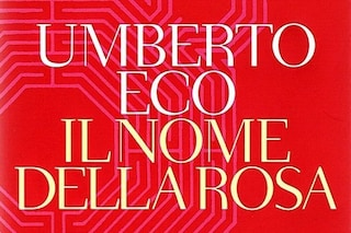 """""""Il nome della rosa"""": il celebre romanzo di Umberto Eco compie 40 anni"""