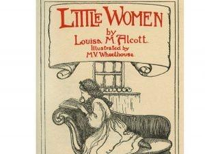 """""""Piccole donne"""", il celebre romanzo di Louisa May Alcott che ha ispirato l'omonimo film del 2019 candidato agli Oscar."""