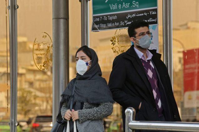 Risultato immagini per iran coronavirus