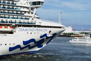 Coronavirus, 35 italiani sulla nave ferma in Giappone. A bordo 20 infetti