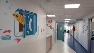 Benefattore misterioso dona 500mila euro per i bimbi malati: nuovo reparto all'ospedale di Torino