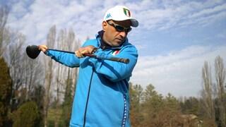 """Raffaele, golfista disabile: """"Ho fatto una scommessa con me stesso e l'ho vinta"""""""