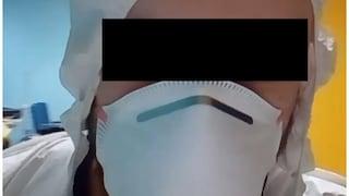 Coronavirus, infermiere a Messina fa un video su un caso sospetto: denunciato per procurato allarme