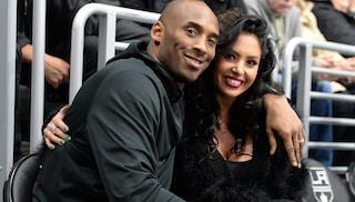 Morte Kobe Bryant, la moglie Vanessa fa causa alla società dell'elicottero precipitato