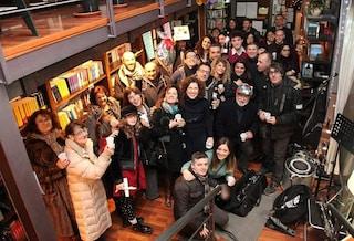 """Coronavirus, libreria nel casertano invita i lettori: """"Niente panico, leggete libri"""""""