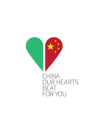 """China our hearts beat for you"": contro il coronavirus si mobilitano artisti e scienziati"