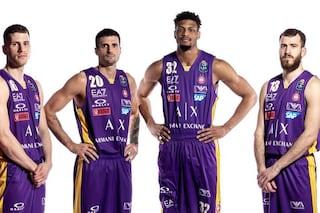 Basket, l'Olimpia Milano omaggia Kobe Bryant: giocherà con la maglia viola in Coppa Italia