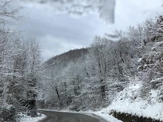 Previsioni meteo San Valentino: il maltempo si sposta al Sud, neve in Appennino