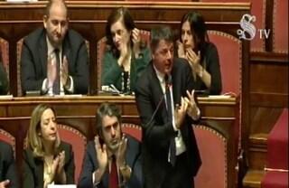 """Renzi a Conte: """"Al Consiglio europeo ci rappresenta a pieno, basta dividersi in Ue"""""""