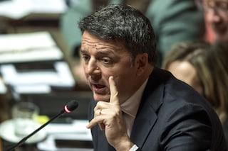 """Renzi insiste: """"Riapriamo tutto, non possiamo aspettare che passi l'emergenza Coronavirus"""""""