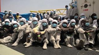 Migranti, 83 persone si allontanano dalla struttura di Campomarino: erano tutte in quarantena