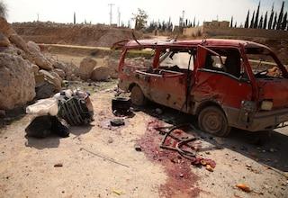 Siria, famiglia massacrata mentre fuggiva dai combattimenti, 5 bimbi tra le vittime