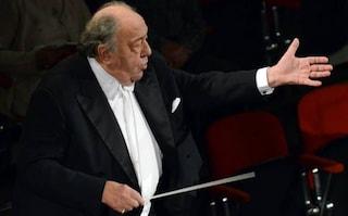 Morto il maestro Nello Santi, addio al patriarca dei direttori d'orchestra