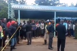 Dramma in Kenya, calca in una scuola: morti almeno 13 bambini