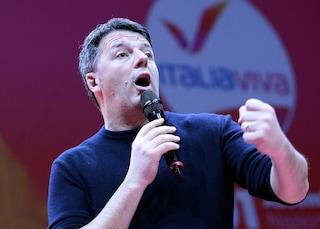 """Prescrizione, Renzi: """"Non voto l'accordo. Hanno fatto male i conti, non hanno numeri in Parlamento"""""""
