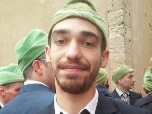 Salvatore Petruzzello, 27 anni (Facebook).