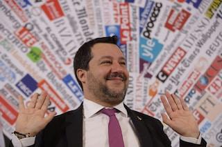 Salvini dice che i ristoratori che pagano i camerieri 600 euro al mese non sono sfruttatori