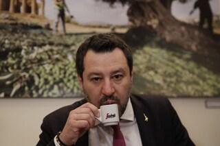 """Matteo Salvini: """"Pd, M5s e Iv si scannano su tutto. Uniti solo nel voto contro di me su Gregoretti"""""""