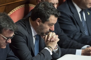 Caso Gregoretti, cosa ha detto Salvini nel suo discorso al Senato