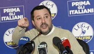 """Salvini insulta le donne straniere che abortiscono: """"Intasano i pronto soccorso"""""""